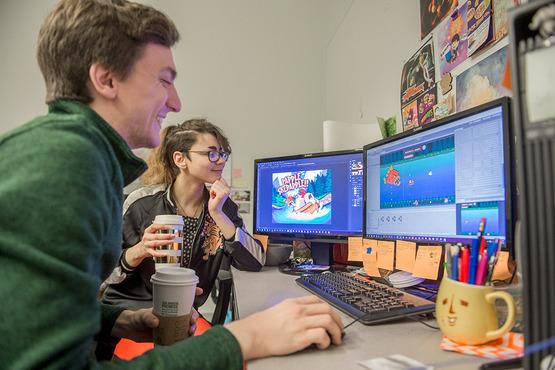 Game Design Cleveland Institute Of Art College Of Art - The art institute game design