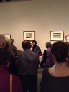 <strong>Gallery Talk (Cleveland Museum of Art)</strong><br />, 2013<br />