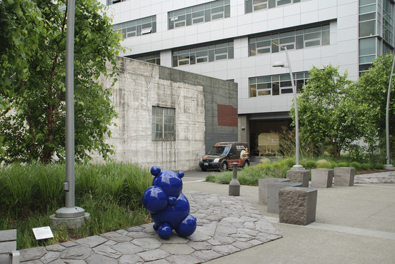 <strong>Seattle (Amazon campus series), 2013</strong><br />G Sampson
